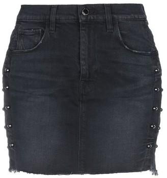 Hudson Denim skirt