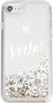 Kate Spade Liquid Glitter Voila iPhone 7 Case