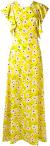 Rochas floral print dress - women - Silk - 42