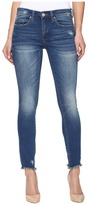 Blank NYC Denim Released Hem Skinny in Factory Girl