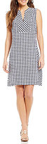 Tommy Bahama Gingham the Great Short Dress