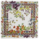 Gien Bagatelle Square Plate, Small