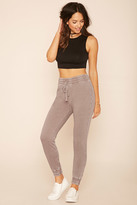 Forever 21 FOREVER 21+ Heathered Knit Sweatpants