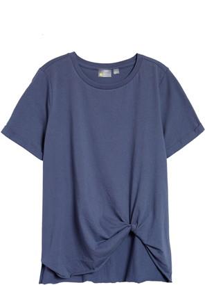 Zella Tuck Front T-Shirt