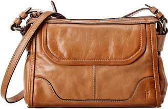 Frye Mel Leather Crossbody