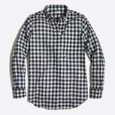 J.Crew Factory Navy Check