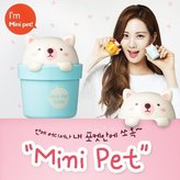 The Face Shop Lovely Mix Mini Pet Perfume Hand Cream Baby Powder by