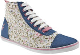 Ditsy Floral Hi Trainers