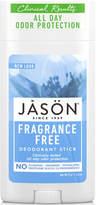 Jason JASON Naturally Unscented Deodorant Stick for Men (75g)