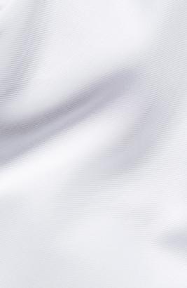 Eton Slim Fit Rainbow Button Dress Shirt