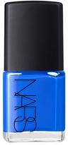 NARS Nail Polish in Night Out Bright True Blue