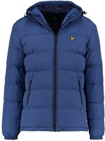 Lyle & Scott Winter Jacket Blue Steel