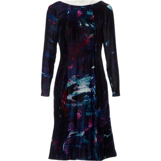 Erdem Multicolour Viscose Dresses