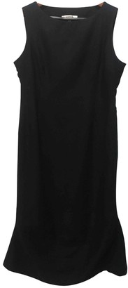 John Rocha Black Wool Dress for Women