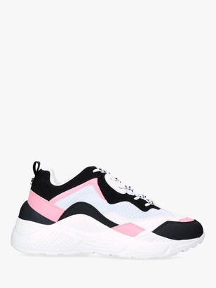 Steve Madden Antonia Lace Up Trainers, Multi