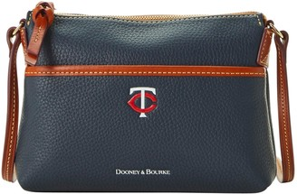 Dooney & Bourke MLB Twins Ginger Crossbody