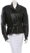 Belstaff Leather Moto Jacket