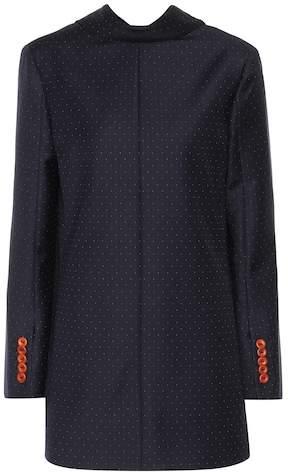 Acne Studios Jade Dot Suit wool top