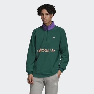 adidas Samstag Colorblock Sweatshirt