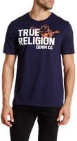 True Religion Buddha Logo Crew Neck Graphic Tee