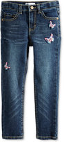 Epic Threads Butterfly-Patch Jeans, Toddler & Little Girls (2T-6X), Only at Macy's