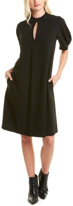 Max Mara Beato Keyhole Shift Dress