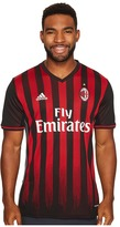 adidas AC Milan Home Jersey Men's Short Sleeve Pullover