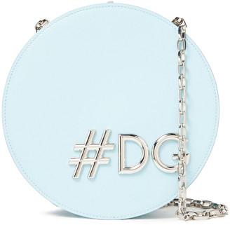 Dolce & Gabbana Girls Patent-leather Shoulder Bag