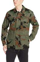 Obey Men's Tripper Military Jacket