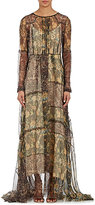 Gary Graham Women's Organza Maxi Dress