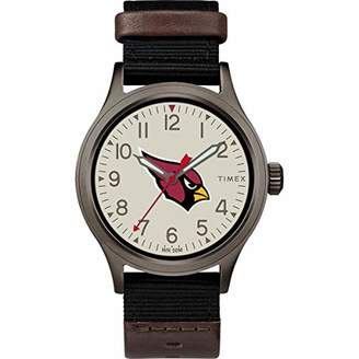 Timex Men's TWZFCRDMB Clutch NFL Tribute Collection Watch