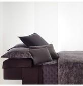 Vera Wang Floral Jacquard 300 Thread Count Duvet Cover