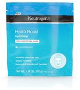 Neutrogena Hydro Boost Moisturizing and Hydrating Hydrogel Face Mask Sheet, 1 Ounce (Pack of 12)