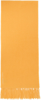 Isabel Marant Yellow Firna Scarf