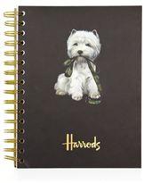 Harrods Westie A5 Journal