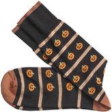 Johnston & Murphy Pumpkin Socks