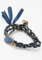 Nakamol Silk Wrap Bracelet