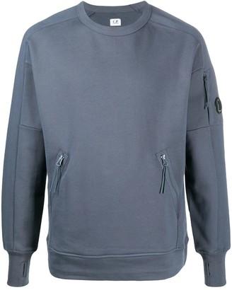 C.P. Company Zip-Pocket Sweatshirt