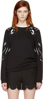 Valentino Black Panther Sweatshirt
