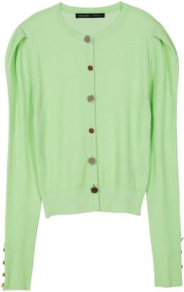 Andersson Bell Button-Front Cotton Wool-Blend Cardigan