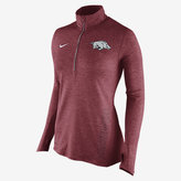 Nike College Stadium Element Half-Zip (Arkansas) Women's Running Top