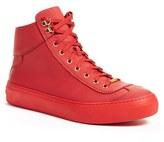 Jimmy Choo Men's 'Argyle' High Top Sneaker