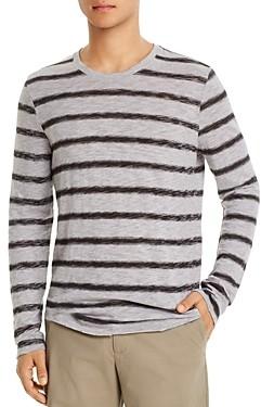 ATM Anthony Thomas Melillo Watermark Stripe Long-Sleeve Tee