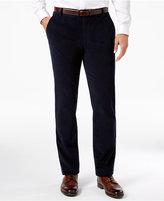 Vince Camuto Men's Navy Hero Slim-Fit Stretch Cotton Pants
