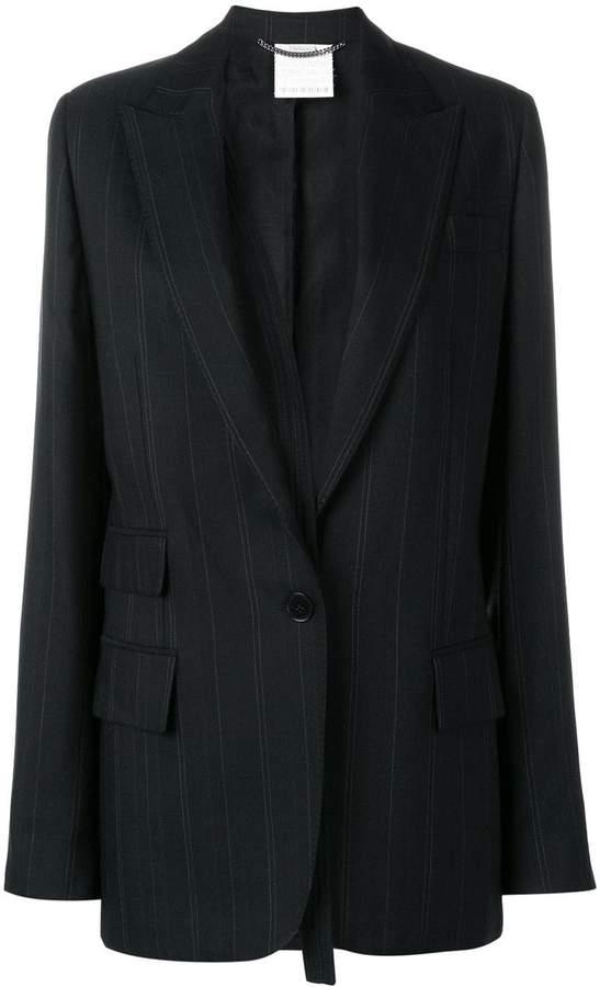 Stella McCartney striped suit blazer
