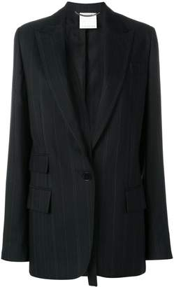 Stella McCartney striped suit blazer