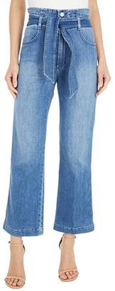 Joe's Jeans Paperbag Pants in Busy Bee (Busy Bee) Women's Casual Pants