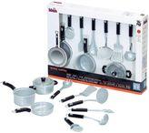 Theo Klein WMF 9-pc. Pots & Kitchen Set by