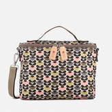 Orla Kiely Women's Mini Box Bag - Printed Daisy