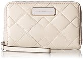 Marc by Marc Jacobs Crosby Quilt Leather Wingman Wallet